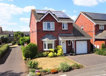 Thumbnail 4 bed detached house for sale in Grecian Way, Exeter, Devon