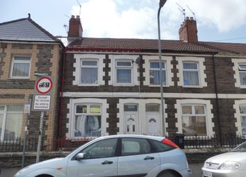 Thumbnail 2 bed terraced house for sale in Donald Street, Roath, Cardiff