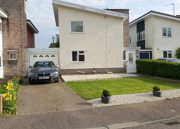 Thumbnail 3 bed detached house for sale in Dash End, Kedington