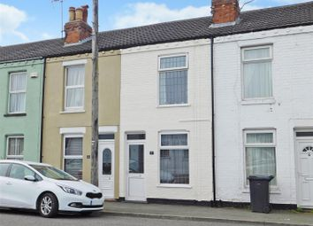 Thumbnail 2 bed terraced house for sale in Albert Road, Skegness, Lincs