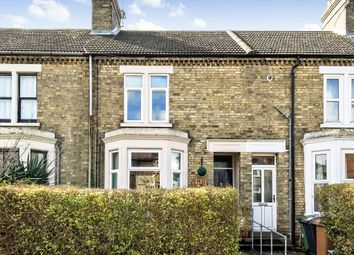 Thumbnail 3 bedroom terraced house for sale in Princes Street, Peterborough