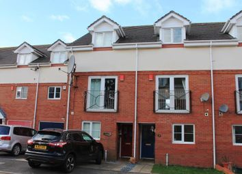 Thumbnail 4 bed town house to rent in Woodmans Crescent, Honiton