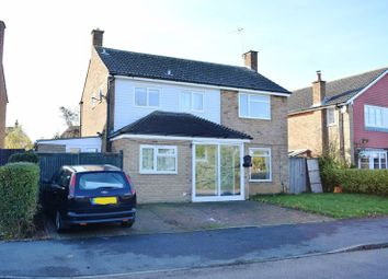 Thumbnail 3 bed detached house for sale in Fir Park, Harlow