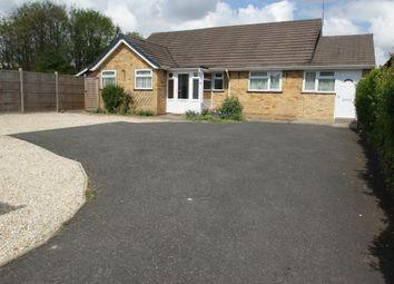 Thumbnail 3 bedroom bungalow to rent in Harrow Way, Andover