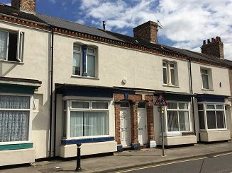 Thumbnail 3 bed terraced house to rent in Westbury Street, Thornaby Stockton On Tees
