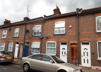 Thumbnail 3 bed terraced house for sale in Ridgway Road, Luton, Bedfordshire