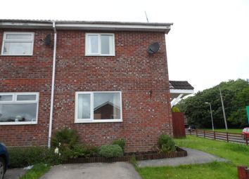 Thumbnail 2 bed semi-detached house to rent in Westward Place, Bridgend