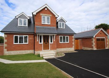Thumbnail 4 bed detached house for sale in Aigburth Road, Swanage