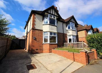 Thumbnail 3 bed semi-detached house for sale in Drayton Road, Reading