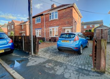 Thumbnail 2 bed semi-detached house for sale in Elm Avenue, Pelton, Chester Le Street