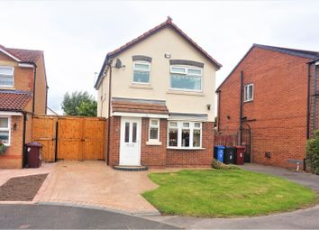 Thumbnail 3 bed detached house for sale in Haslington Grove, Liverpool