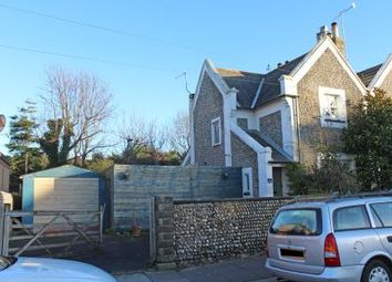 Thumbnail 3 bed semi-detached house for sale in 26 Clifton Road, Worthing, West Sussex