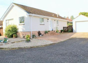 Thumbnail 3 bed detached bungalow for sale in 9 Trynlaw Gardens, Cupar Muir, Cupar