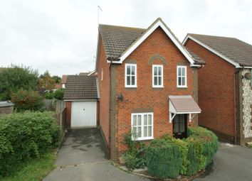 Thumbnail 3 bed detached house to rent in Roman Way, Kingsnorth