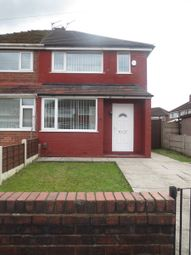 Thumbnail 2 bed semi-detached house to rent in Pinetree Street, Manchester