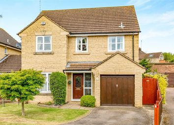 Thumbnail 4 bed detached house for sale in Roman Close, Weldon, Corby