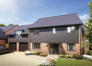 Thumbnail 5 bed detached house for sale in Plot 3, Orwell Gardens, Sutton Courtenay