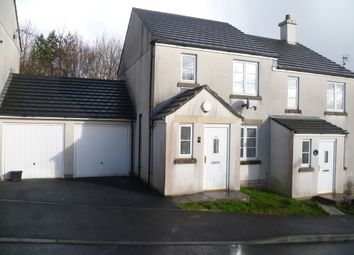 Thumbnail 3 bed terraced house to rent in Grassmere Way, Pillmere, Saltash
