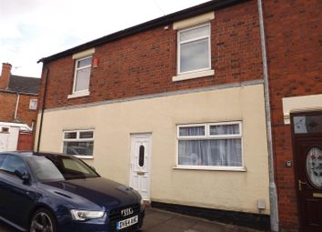 Thumbnail 3 bed town house for sale in Moss Street, Ball Green, Stoke-On-Trent