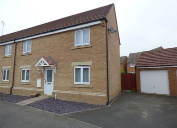 Thumbnail 3 bed semi-detached house for sale in Geddington Road, Peterborough, Cambridgeshire
