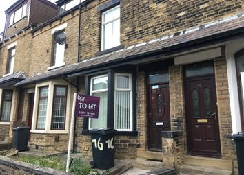 Thumbnail 3 bed terraced house to rent in Thornbury Avenue, Bradford