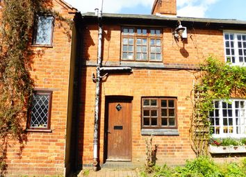Thumbnail 2 bed terraced house for sale in Chapel Lane, Crick, Northampton