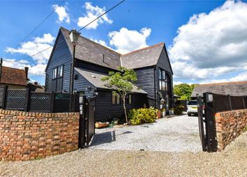 Thumbnail 4 bed barn conversion for sale in Lanham Green Road, Cressing, Braintree