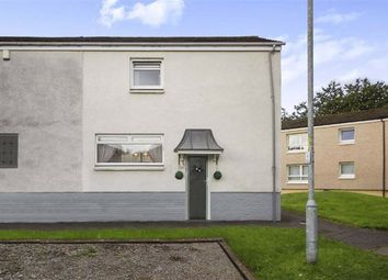 Thumbnail 2 bed end terrace house for sale in Glendevon Place, Dalmuir, Clydebank
