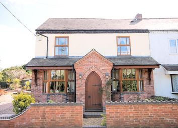 Thumbnail 4 bed property for sale in The Old Crossing Cottage, Tamworth Road, Amington, Tamworth