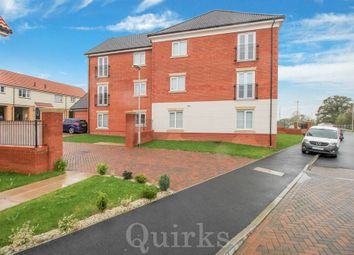 Thumbnail 1 bed flat for sale in School Avenue, Laindon, Basildon