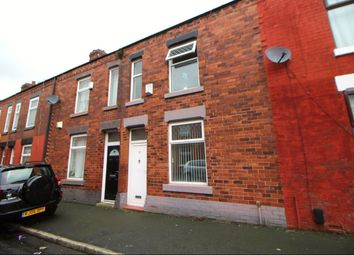Thumbnail 2 bed terraced house for sale in Godwin Street, Abbey Hey, Manchester