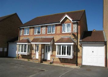 Thumbnail 3 bed semi-detached house to rent in Equine Way, Newbury