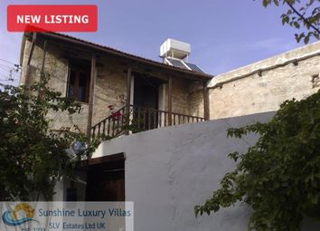 Thumbnail 3 bed detached house for sale in Pentakomo, Limassol, Cyprus