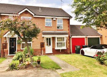 Thumbnail 2 bed end terrace house for sale in Collett Walk, Coundon, Coventry