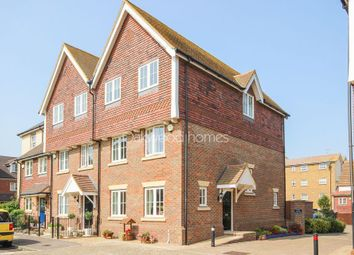 Thumbnail 4 bed terraced house for sale in St. Augustines Park, Westgate-On-Sea
