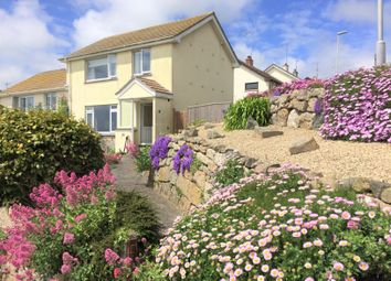 Thumbnail 3 bed semi-detached house for sale in Parkryn Road, Mousehole, Penzance, Cornwall