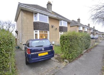 Thumbnail 3 bed semi-detached house for sale in Mendip Gardens, Bath, Somerset