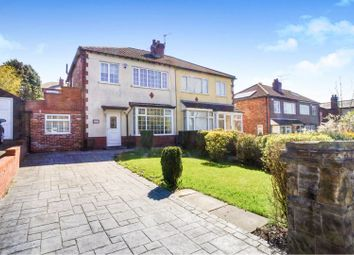 Thumbnail 4 bed semi-detached house for sale in Hyde Road, Woodley, Stockport