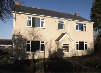 Thumbnail Detached house for sale in Mount Road, St. Asaph, Denbighshire