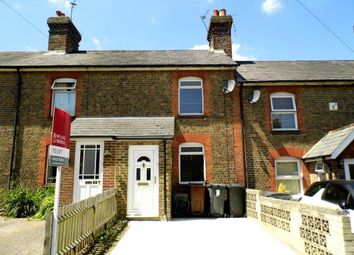 Thumbnail 2 bed terraced house to rent in Alexandra Road, Uckfield