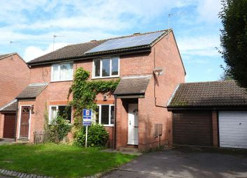 Thumbnail 2 bed semi-detached house for sale in Bracken Close, Bookham, Leatherhead