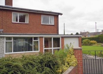 Thumbnail 3 bed semi-detached house for sale in Bankwell Drive, High Etherley, Bishop Auckland