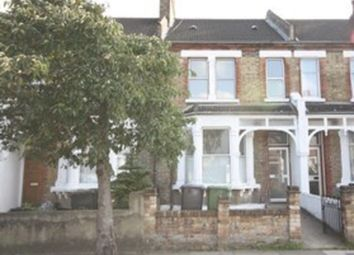 Thumbnail 1 bed terraced house to rent in Felday Road, London