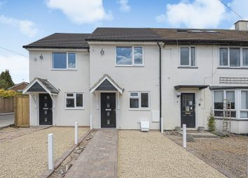 Thumbnail 2 bed terraced house for sale in Abbott Road, Didcot