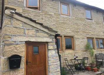 Thumbnail 3 bed terraced house for sale in Saughes Cottages, Wadsworth Lane, Hebden Bridge, West Yorkshire