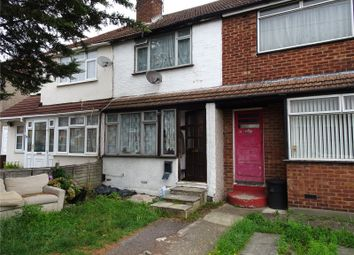 3 bed terraced house for sale in Coronation Road, Hayes, Middlesex UB3