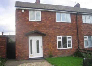 Thumbnail 3 bed semi-detached house to rent in Warrenne Road, Dunscroft, Doncaster