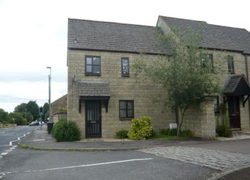 Thumbnail 2 bed end terrace house to rent in Clocktower Court, Coxwell Road, Faringdon