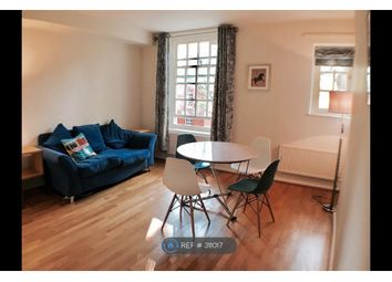 Thumbnail 1 bed flat to rent in Stubbs House, London