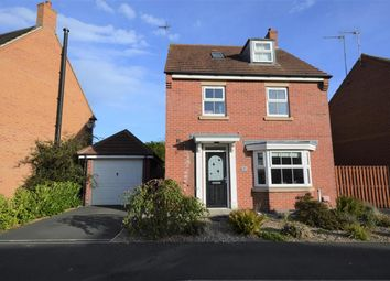 Thumbnail 4 bed detached house for sale in Cormorant Close, Filey